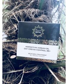 Denný krém +35 s arganovým olejom