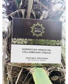 Kolagénový denný krém s arganovým olejom