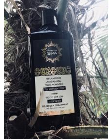 Šampón s arganovým olejom pre poškodené vlasy
