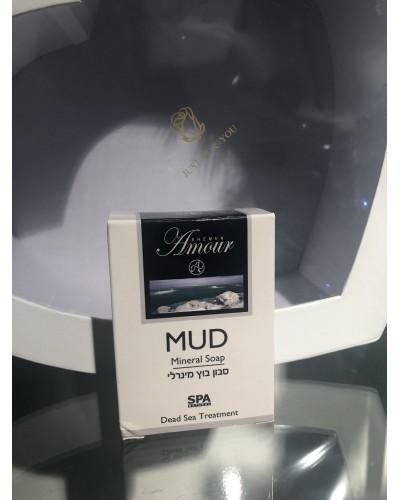 Mydlo s minerálmi