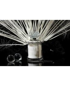 Luxury handmade candle
