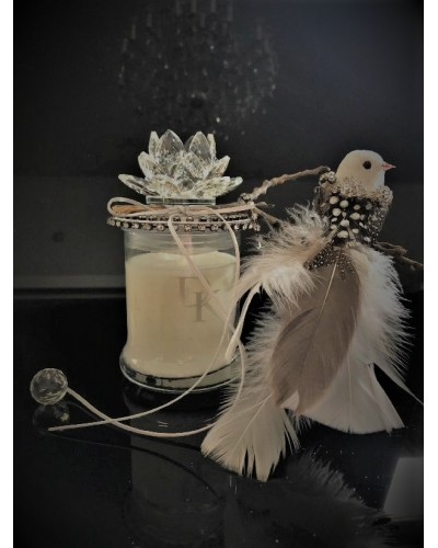 Luxury handmade candles