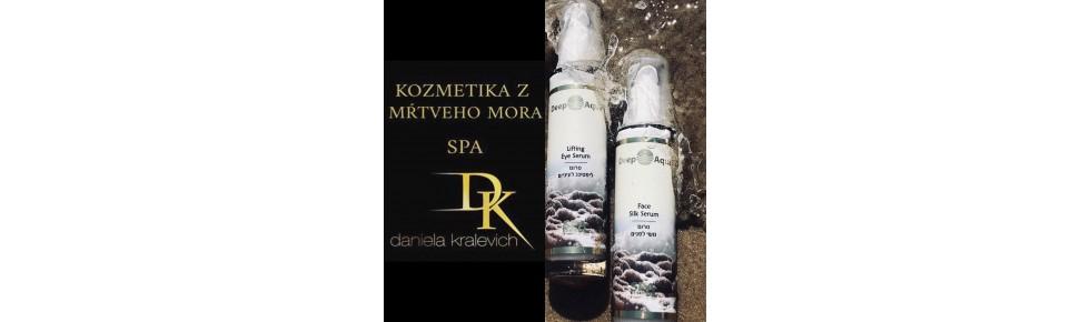 DEEP AQUA špeciálna rada kozmetiky obohatená o minerály z Mŕtveho mora a oleje pre dámy